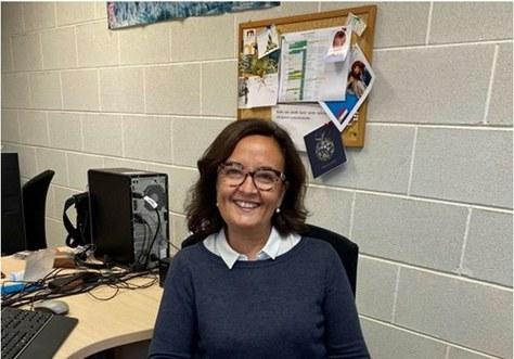 Acte de la presa de possessió de la professora Marisa Zaragozá com a Directora de l'EPSEVG