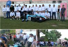 Acte de presentació del monoplaça NOVA 5 de la temporada 2018-2019 del Vilanova Formula Team (VFT)