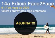 Ajornament de la 14ª edició del Face to Face de l'EPSEVG
