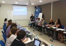 Celebració de la sessió plenària de la Xarxa de Qualitat de la UPC (XQ-UPC) al 'campus UPC Vilanova'