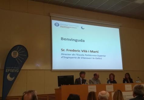 Celebració de l'Acte d'Inauguració del Curs Acadèmic 2019-20 de l'EPSEVG