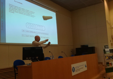 El professor Joan Vicenç Gómez va impartir a l'EPSEVG la segona tertúlia del 'Cicle de Tertúlies Científico -Tècniques UPC Vilanova'