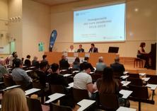 Inauguració del Curs Acadèmic de l'EPSEVG 2018-19
