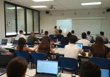 Ja està en marxa el Curs d'Anivellament de Matemàtiques i Física de l'EPSEVG del Curs Acadèmic 2019-20