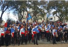La Bandera de l'EPSEVG, sortirà a la comparsa del Carnaval 2019