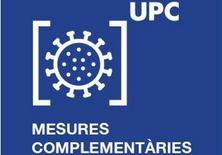 Mesures complementàries COVID-19 per a garantir la seguretat a l'inici del Curs Acadèmic 2020-21