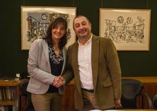 Nomenament de l'Ariadna Llorens com a nova Directora de l'ICE de la UPC