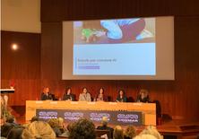 Ponència titulada: 'Robots per conviure-hi' al 5è Congrés de Dones d'Empresa
