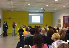 Presentació de dos projectes per part de l'EPSEVG a Escoles i Instituts de la comarca del Garraf