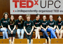 Primers passos per a l'organització d'una nova edició del TEDxUPC 2019 a Vilanova i la Geltrú