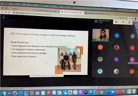 Sessió informativa de mobilitat internacional per al Curs 2021-22 adreçada a l'estudiantat de l'EPSEVG
