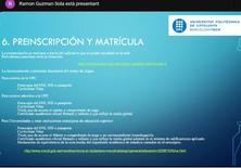 Sessions informatives virtuals de Màsters de l'EPSEVG: I després del grau què?