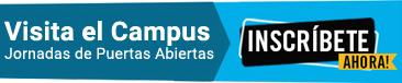 Visita el campus - Jornads de Puertas Abiertas