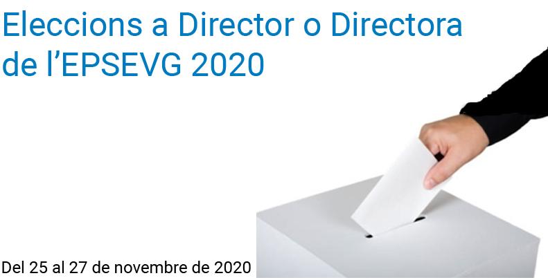 Eleccions 2020