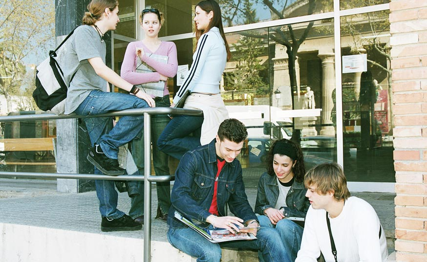 Visitanos y conoce el campus