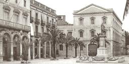 Edifici a la Plaça de la Vila