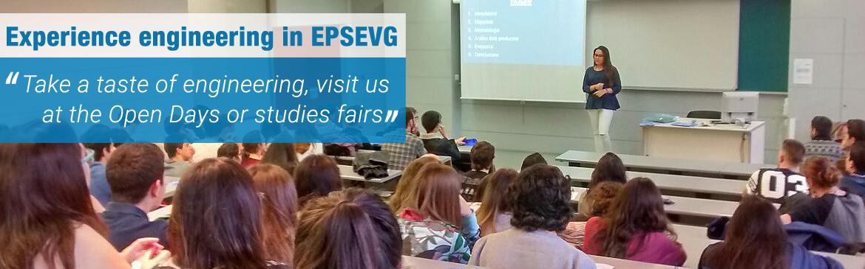 Experience engineering in EPSEVG