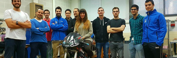 EPSEVG E3-Electric Motorcycle Team