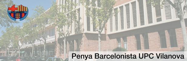 FC Barcelona Supports' Club – UPC Vilanova