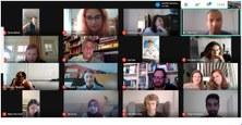 Acto de despedida virtual de los estudiantes de la European Project Semester 2020