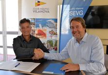 El campus de la UPC de Vilanova y el Club Nàutic de Vilanova han firmado un convenio de colaboración