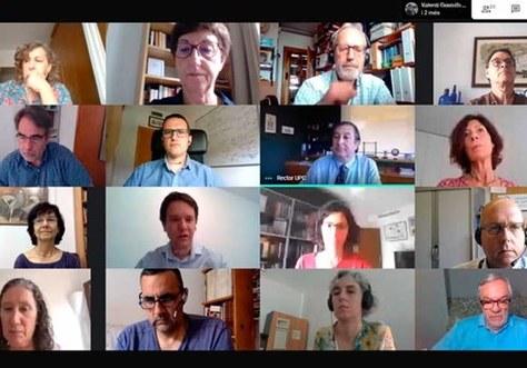 La profesora Marta Díaz es vocal del Comitè d'Ètica de la UPC y miembro del Comitè d'Integritat Científica de Catalunya (CIR-CAT)