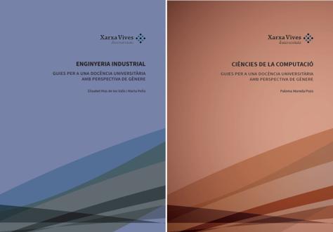 Nuevas guías para una docencia universitaria con perspectiva de género de la Xarxa Vives d'Universitats