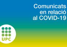 Protocolo de actuación de la UPC ante la activación de la alerta sanitaria por coronavirus (Covid-19)