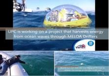Robótica y sensores marinos aplicados al desarrollo de los nuevos dispositivos 'wavy Drifters' en el entorno del proyecto melón del grupo de investigación SARTI