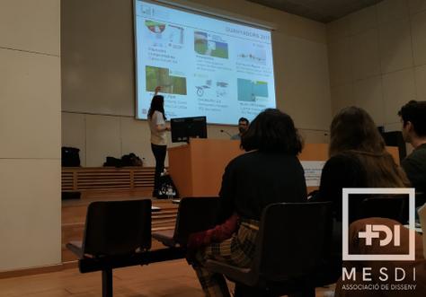 Workshop sobre Ecodiseño y Reciclaje organizado por MESDI