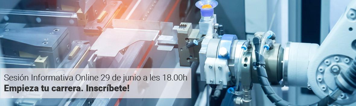 Máster Universitario en Ingeniería de Sistemas Automáticos y Electrónica Industrial